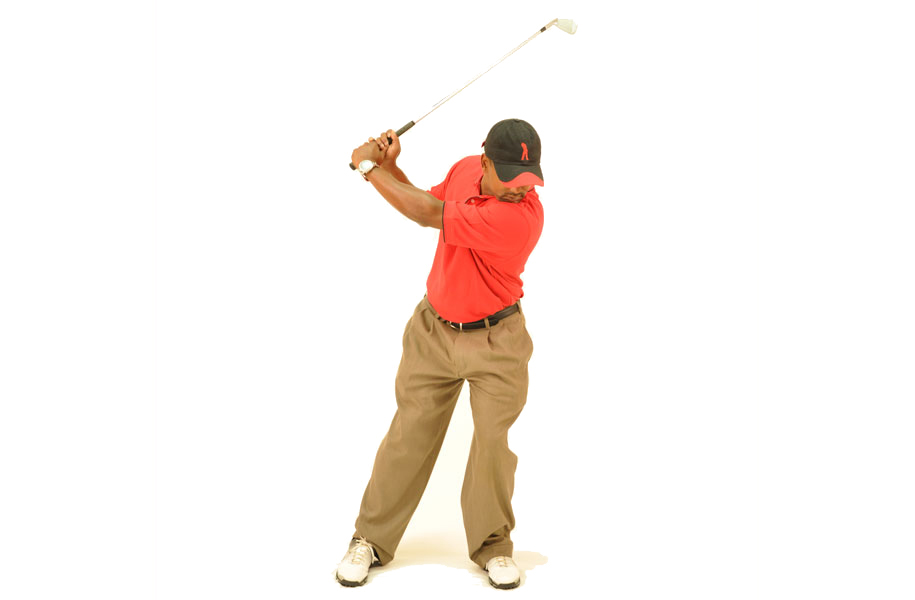 How to Cure Reverse Pivot Golf Swing, Golf Tips
